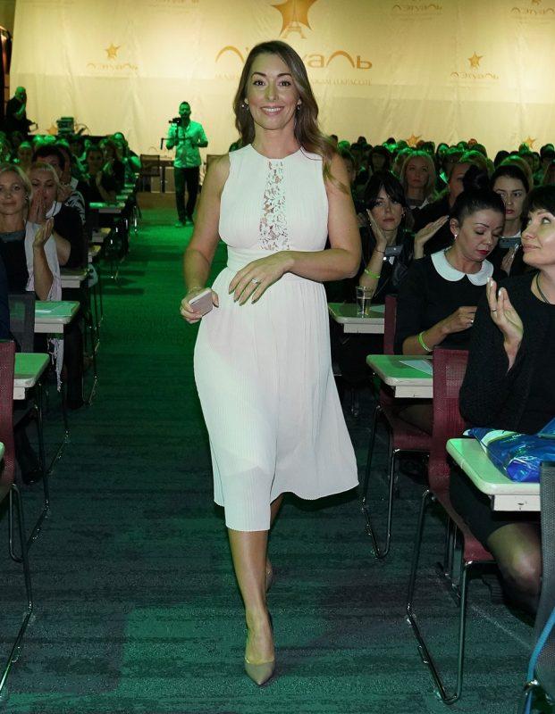 Ruth Frances tv presenter Image
